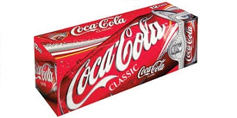 12 pk Coke