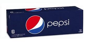 12 pk Pepsi