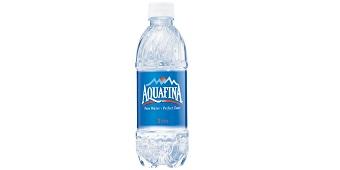 1 Liter Aquafina